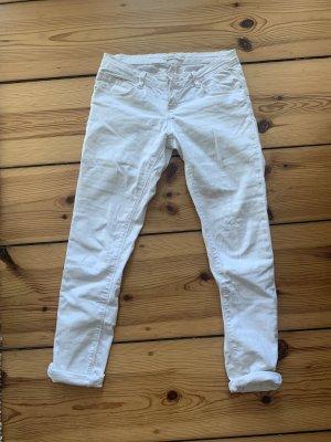 Weiße Jeans von MONDAY