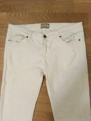 Weiße Jeans von Paige, Größe 29. Neupreis um die 200 Euro
