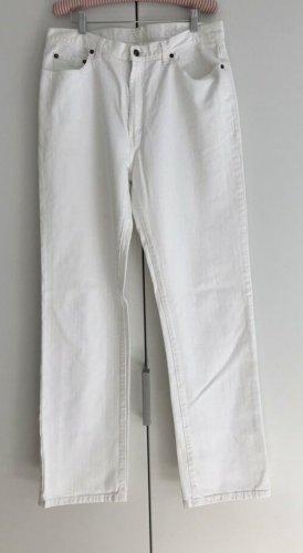 Weiße Jeans von Polo