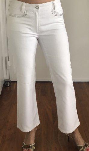 Weiße Jeans von Rosner