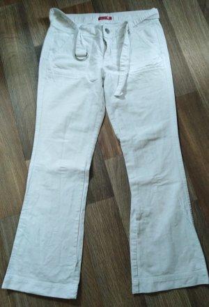 Weiße Jeans von Saix