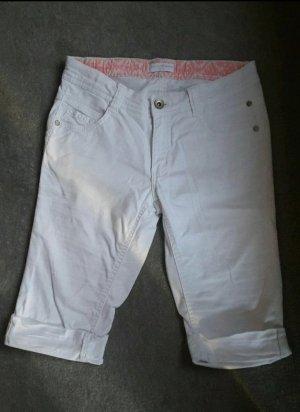 Charles Vögele Denim Shorts white