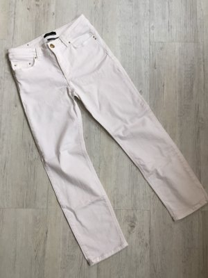esprit collection Five-Pocket Trousers white