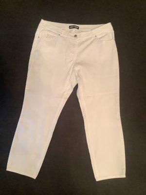 Gerry Weber Pantalone cinque tasche bianco