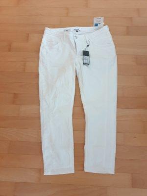 Street One Jeans 7/8 blanc