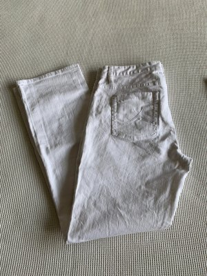 Weiße Jeanshose von s.Oliver