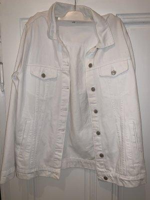 Weiße Jeansjacke NEU!