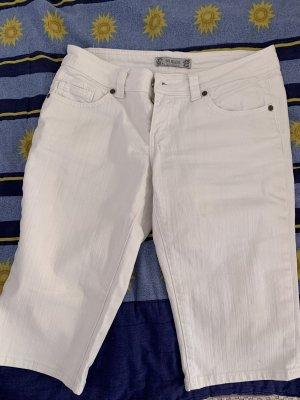 Pimkie Pantaloncino di jeans bianco