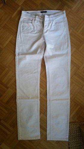 Weiße Jette Jeans Gr. 36 Jeansgröße 28/34