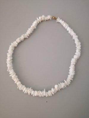 Vintage Collar blanco