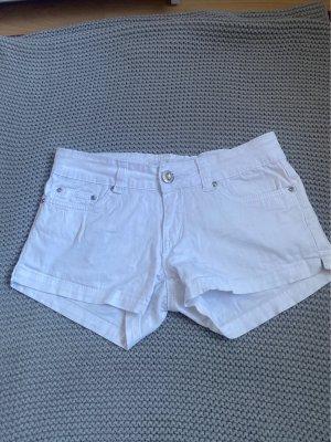 Goodies Hot pants bianco