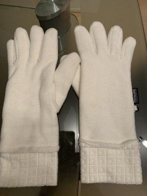 Thinsulate Fleece Gloves white