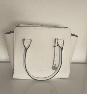 Weiße L.Credi Tasche