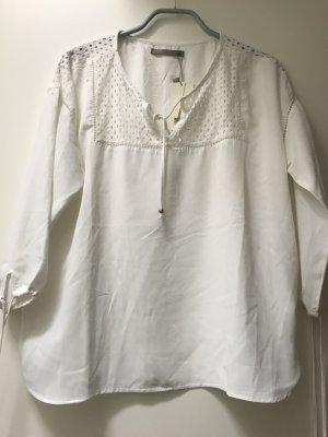 Sfera Tunic Blouse white-natural white