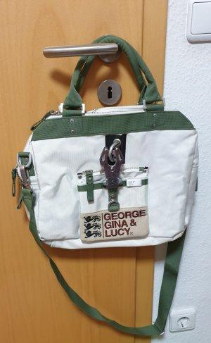 Georg Gina & Lucy Borsa pc bianco-verde