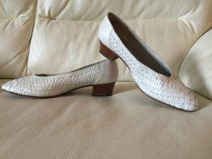 Alexandria Scarpa slip-on bianco