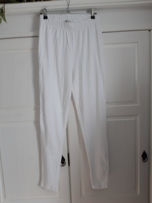 Boysen's Legginsy biały Bawełna