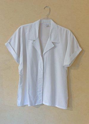 weiße leichte Bluse von tru, Größe 38