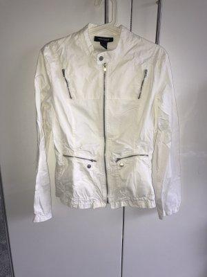 Weiße leichte Jacke Kenvelo L
