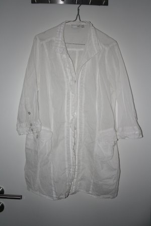 Creation L. Shirt Blouse white cotton
