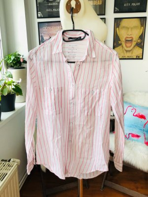 Weiße Mango Pre-owned Hemd Bluse S