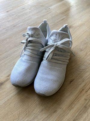 Weiße Marco Tozzi Sneaker