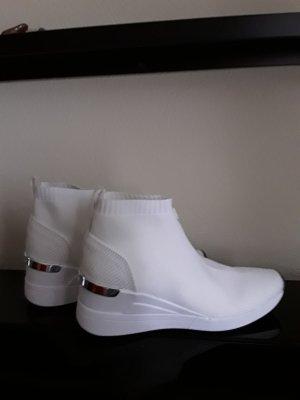 Weiße Michael Kors Schuhe