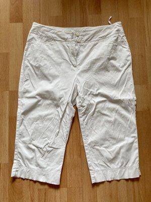 Bonita Spodnie Capri biały