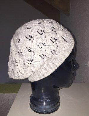 Cappello da panettiere bianco