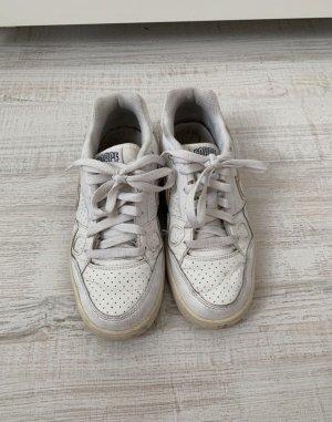 Nike Basket à talon blanc