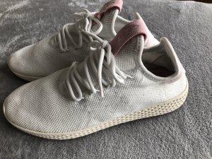 Weisse Pharell Willams Adidas Sneaker Gr.40 2/3