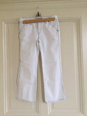 Polo Jeans Co. Ralph Lauren Vaquero 3/4 blanco-azul acero