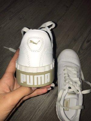 Weiße Puma Cali Wn's