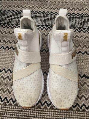 Weiße Puma Sneacker