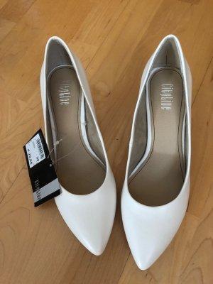 City line Classic Court Shoe white