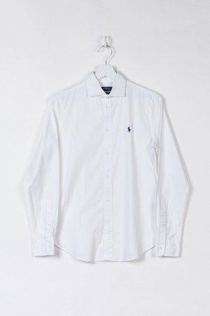 Ralph Lauren Bluzka z długim rękawem biały Bawełna