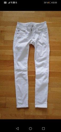 G-Star Raw Tube Jeans white
