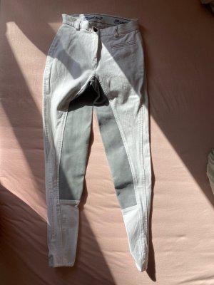 equilibre Pantalon d'équitation blanc-gris clair