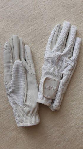 Steeds Gloves white