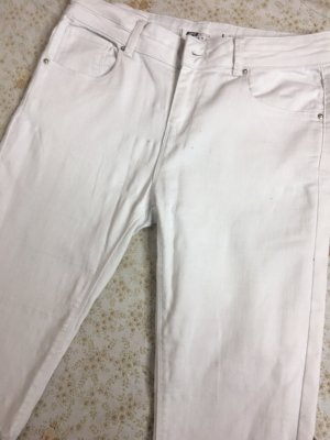 NewYorker Low Rise jeans wit