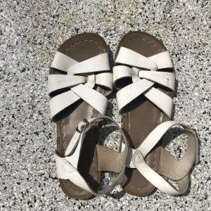 Salt-Water Outdoor sandalen wit