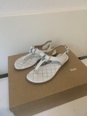 Michael Kors Toe-Post sandals white