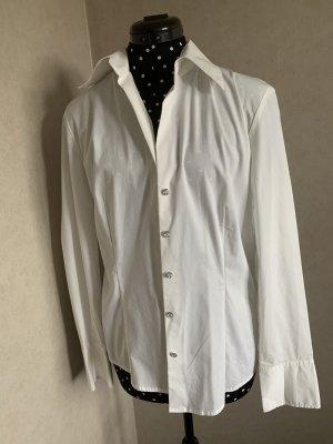 Weiße schicke Bluse in Gr. 40  von Esprit
