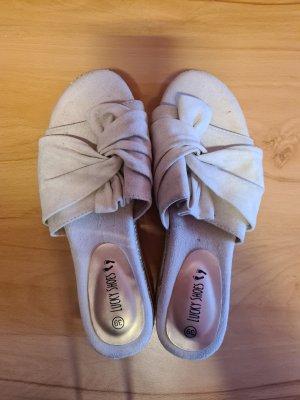 unbekannte Comfort Sandals white