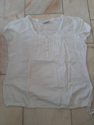Gina Benotti Short Sleeved Blouse white