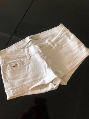 Hollister Shorts bianco