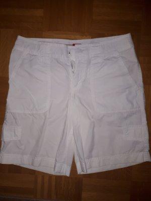 weisse Shorts 34