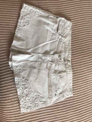 Pimkie Shorts blanco