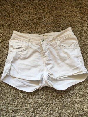 Weiße Shorts Gr.36