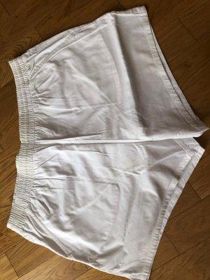 weiße Shorts, Gr. 44